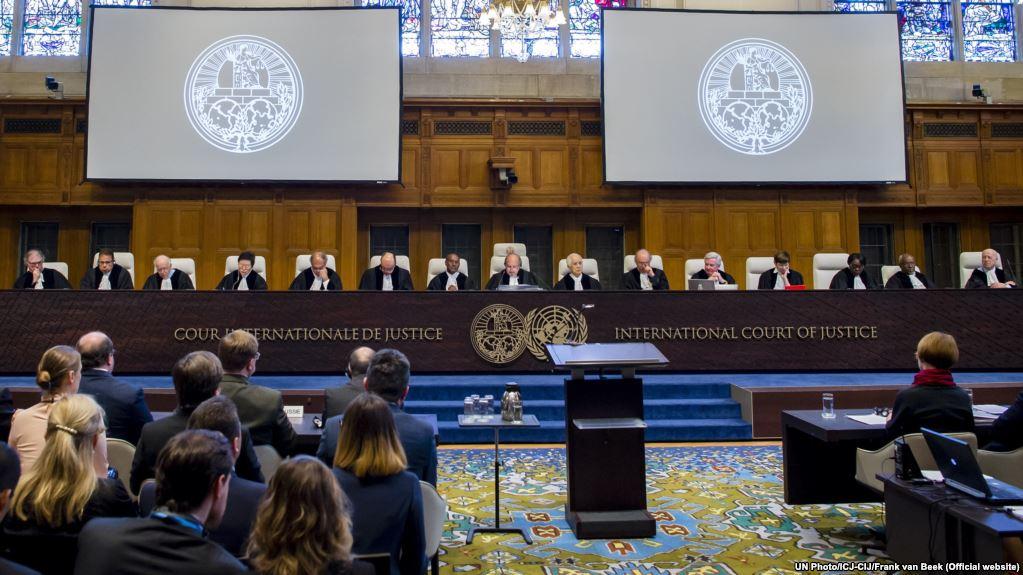 Міжнародний Суд ООН оголосив наказ у справі Україна проти РФ щодо запровадження тимчасових заходів