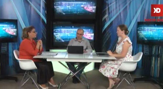 Інтерв'ю з Тимуром Коротким та Наталією Хендель