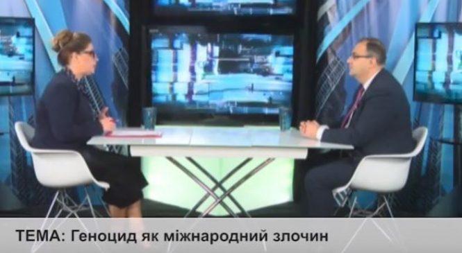 Інтерв'ю з Володимиром Варданяняном