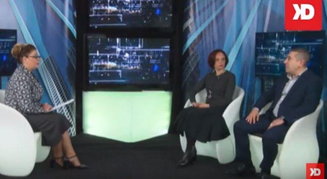 Інтерв'ю з Оксаною Довгополовою та Павлом Козленко